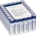 Best Buy: Insignia™ – AA Batteries (48-Pack) for $9.89 (Was $16.49)