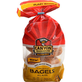 Walmart: Canyon Bakehouse Gluten-Free Bagels ONLY $0 98