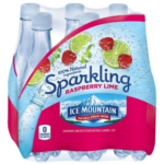 FREE 8-Pack of Sparkling Arrowhead Mountain Brand Natural Spring Water