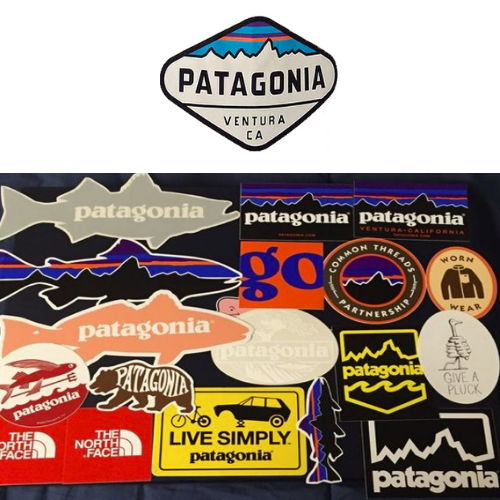 FREE Patagonia Stickers | MyFreeProductSamples com