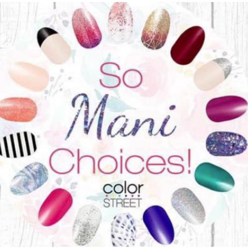 FREE Sample Color Street Nail Polish Strips ...