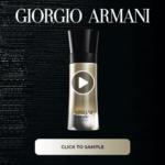 FREE Sample of Armani Code Absolu