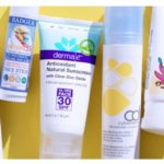 Free Mineral Sunscreen