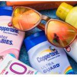 Free SPF 70 Lotion Sunscreen