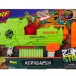Target: NERF Zombie Strike RevReaper Blaster for $12.00 (Reg: $24.99)