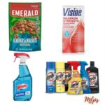 Newest Printable Coupons: Emerald, Windex, VISINE & More