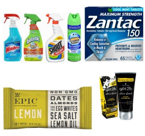 image relating to Zantac Printable Coupon named Printable Coupon Roundup: EPIC, Zantac, göt2b, Scrubbing