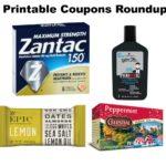 Printable Coupons Roundup: EPIC, Zantac, göt2b & More