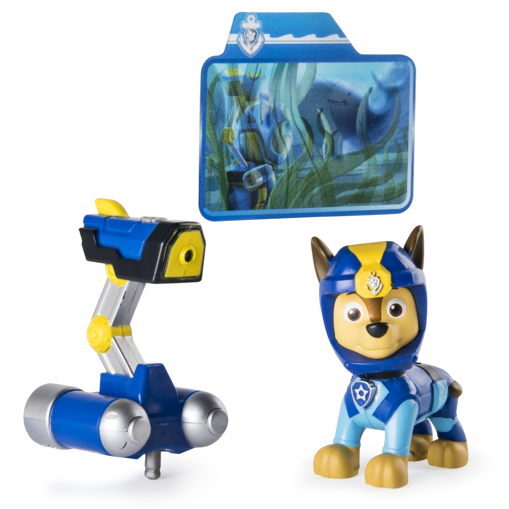 Walmart: Paw Patrol Sea Patrol – Light Up Chase with Pup Pack and Mission Card for $6.98 (Reg. $19.95)