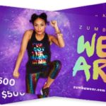Free Zumba Wear Gift Card Giveaway