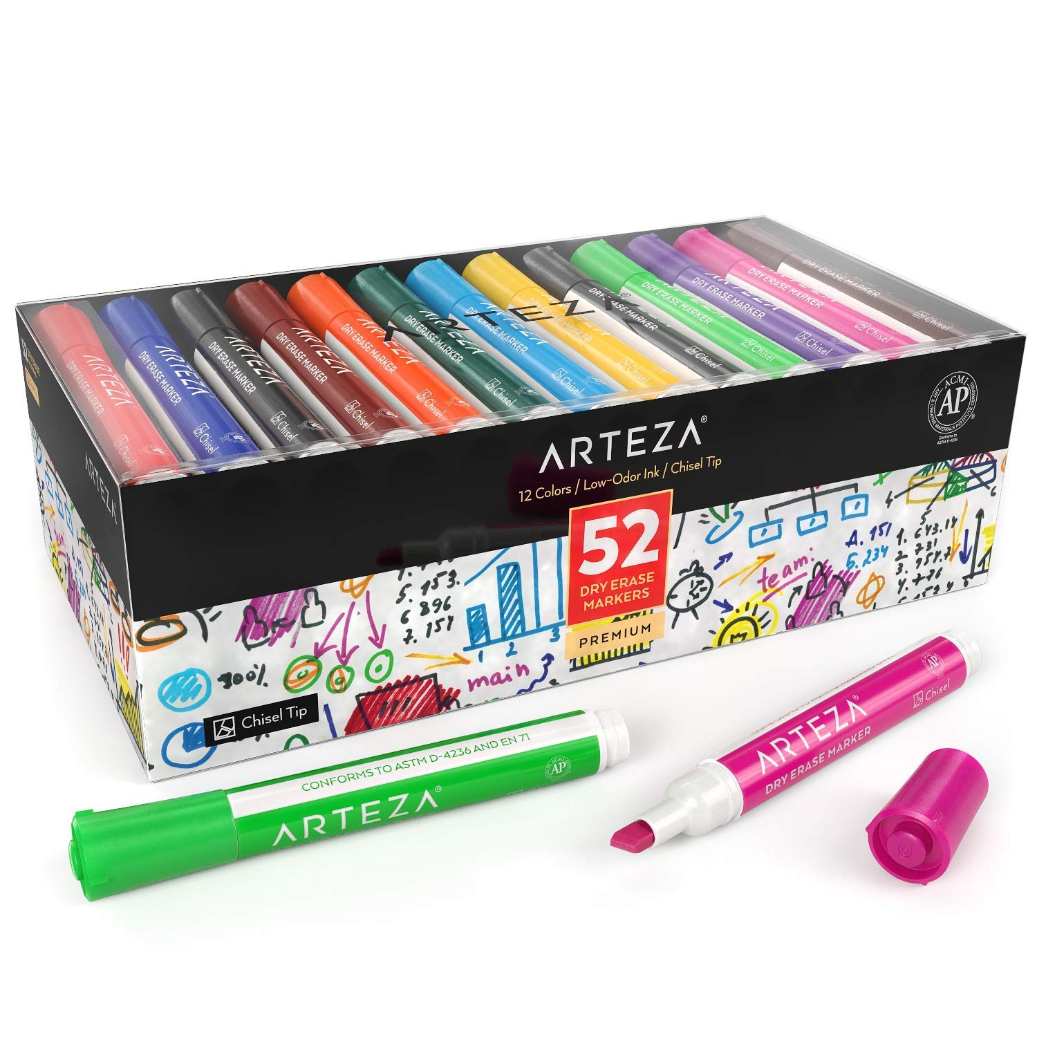 Amazon: Save up to 35% on Arteza Dry Erase Markers