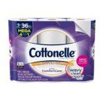 Kroger: Cottonelle Toilet Paper ONLY $12.49 {Reg $13.49}