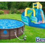 Free Bestway Splash on the Grass Party