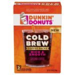 Kroger: Dunkin' Donuts Cold Brew Coffee ONLY $6.89 {Reg $9.49}