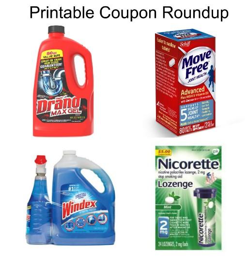graphic regarding Windex Printable Coupon identify Printable Coupon Roundup 5/14: Senokot, Bengal, Windex, Stream