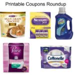 Printable Coupons Roundup: Nexium, COTTONELLE, POISE & More