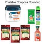 Printable Coupons Roundup: Gerber, Dunkin, Sargento, Land O'Frost Premium Sliced Meats & More