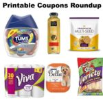 Printable Coupons Roundup: Pure Leaf, Frigo, Cunchmaster, Cottonelle, Purina, Poise, Oxiclean & More
