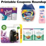 Printable Coupons Roundup: Coppertone, TUMS, Air Wick & More