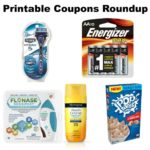 Printable Coupons Roundup: Pop-Tarts, Flonase Sprays, Energizer, Neutrogena & More