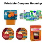 Printable Coupons Roundup: Gerber, Dunkin, Sargento & More