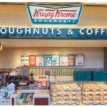 Free Doughnut with the Krispy Kreme App