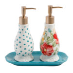 Walmart: The Pioneer Woman Vintage Floral Soap and Lotion Set for $18.82 (Reg. $24.50)