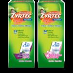 Kroger: Children's Zyrtec Allergy ONLY $6.99 {Reg $12.99}