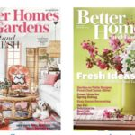 Complimentary Subscription to Better Homes and Gardens Magazine