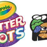 Free Crayola Glitter Dots Party