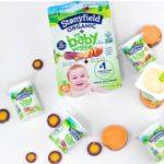 Free Stonyfield Organic YoBaby Veggie Whole Milk Yogurt