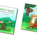Free Where is Bear & Amazing Me! It's Busy Being 3 Books