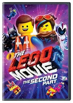 LEGO Movie 2 on DVD ONLY $9.99 (Reg. $29)