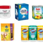 Newest Printable Coupons 06/25: DOLE, Clorox, Eucerin & More