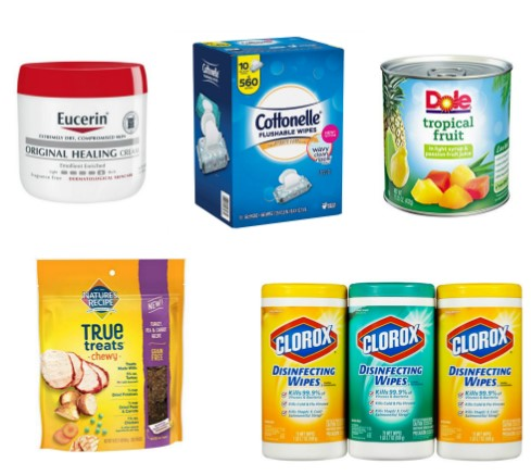 picture about Eucerin Printable Coupons called Latest Printable Discount coupons 06/25: DOLE, Clorox, Eucerin Much more