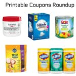 Printable Coupons Roundup 06/25: DOLE, Clorox, Eucerin & More