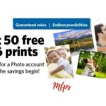 Sam's Club – 50 Free 4×6 Prints