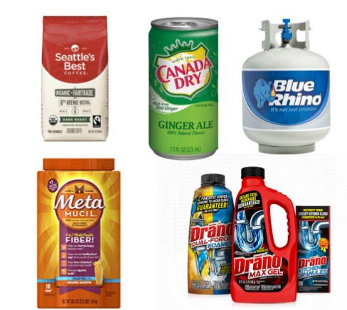 photo about Metamucil Coupons Printable named Most recent Printable Coupon codes 06/08: Canada Dry, Metamucil, Blue