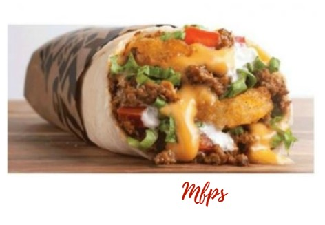 Taco John's - Free Meat & Potato Burrito   MyFreeProductSamples com