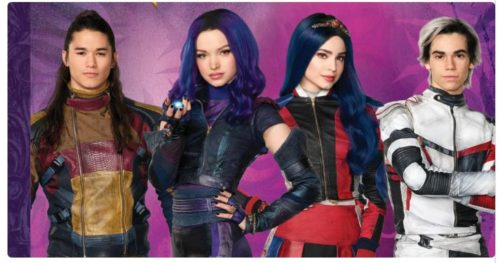 Win a Descendants 3 Ultimate Party Pack