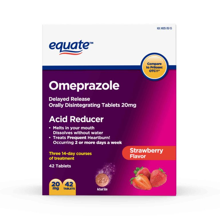 picture regarding Prilosec Coupons Printable Easy named Ceremony Assistance: Omeprazole ODT 42 Depend Merely $5.99 Setting up 6/30