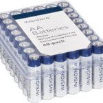 Best Buy: Insignia™ – AA Batteries (48-Pack) for $8.54 (Was $17.99)