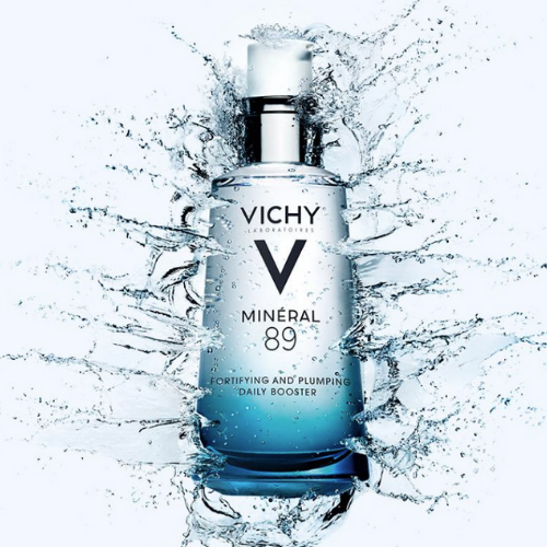 photo relating to Vichy Coupon Printable called No cost Pattern Vichy Mineral 89 Hyaluronic Acid Facial area