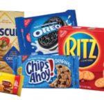 Free Mondelez Snack Products