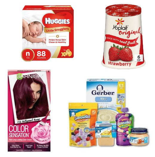 graphic regarding Yoplait Printable Coupon referred to as Latest Printable Discount coupons: Yoplait, Garnier, Huggies Further more