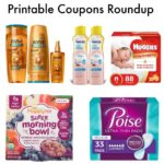 Printable Coupons  Roundup: L'Oreal, Poise, Differin & More
