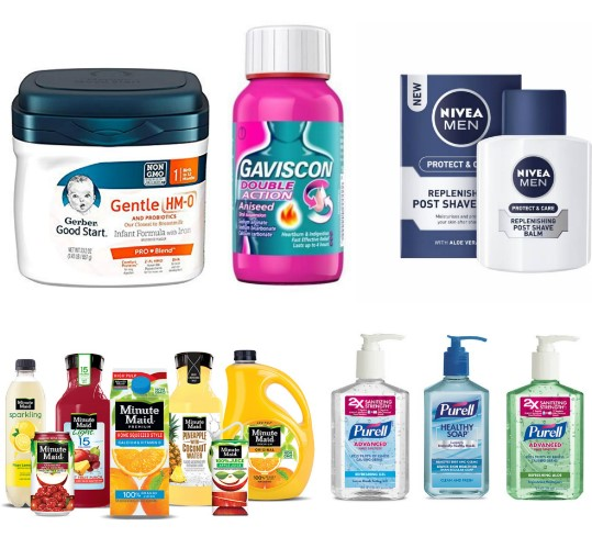 photo relating to Nivea Printable Coupons titled Most current Printable Discount coupons 07/19: Gerber, Instant Maid, NIVEA