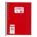 Notebook, Wide or College Ruled, 70 Sheet only $0.25 (Reg $0.75) at Walmart