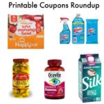 Printable Coupons Roundup: Silk, Differin, Purina & More