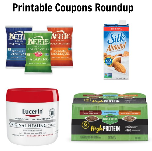 photograph relating to Metamucil Coupons Printable titled Printable Coupon codes Roundup: Silk, Kettle, Metamucil, Glade